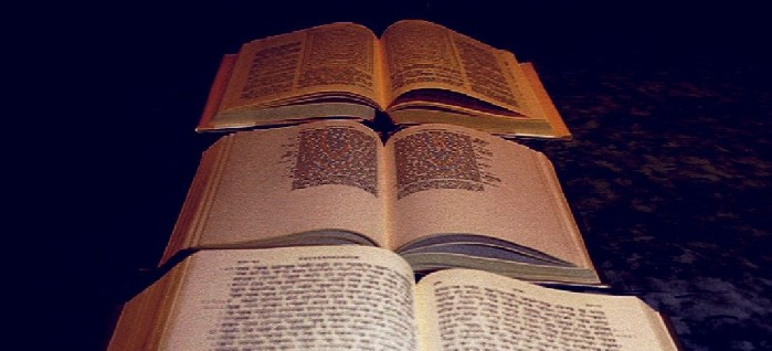 Bibel: Der Glaube an die Bücher