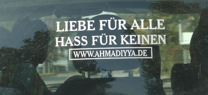 Ahmadiyya Gruppe