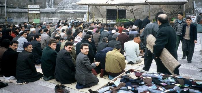 Gebet im Islam