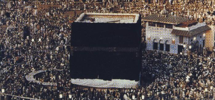 Hadsch – die muslimische Pilgerreise nach Mekka