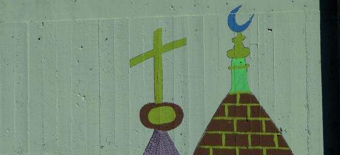 Gegenüberstellung Islam-Christentum