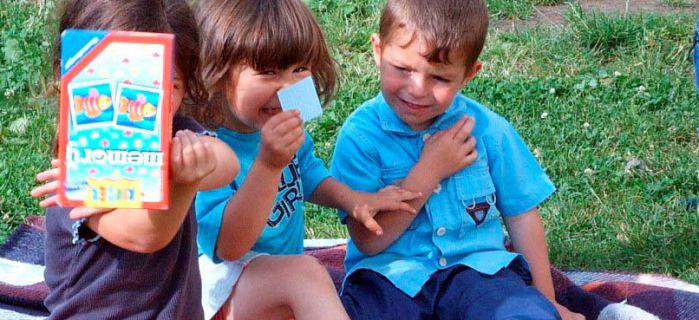 Kinderstunden mit Bulgartürken (Roma)