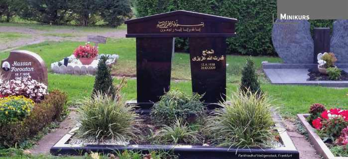 Tod und Begräbnis im Islam