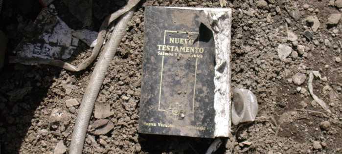 Argumentationshilfe gegen Bibelfälschung