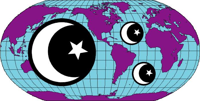 Islamisierung zur Zeit Mohammeds bis heute
