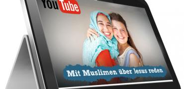 Tablet mit Video zum Thema: Mit Muslimen über Jesus reden