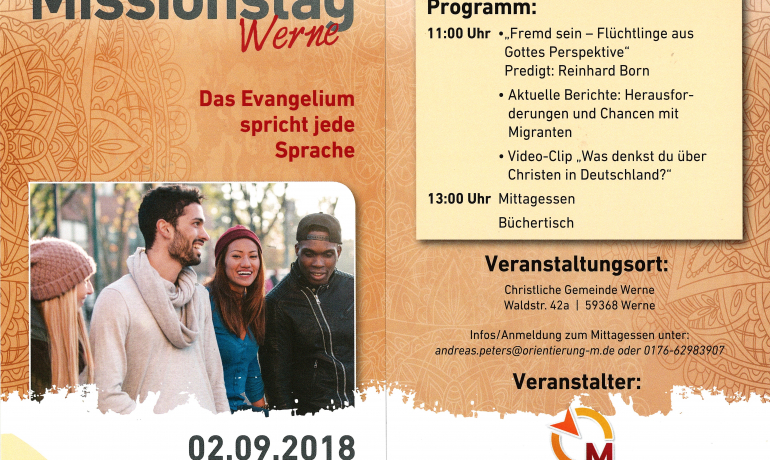 Missionstag in Werne