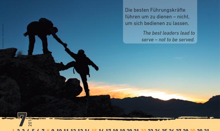 Wem dienen Sie als Führungskraft?