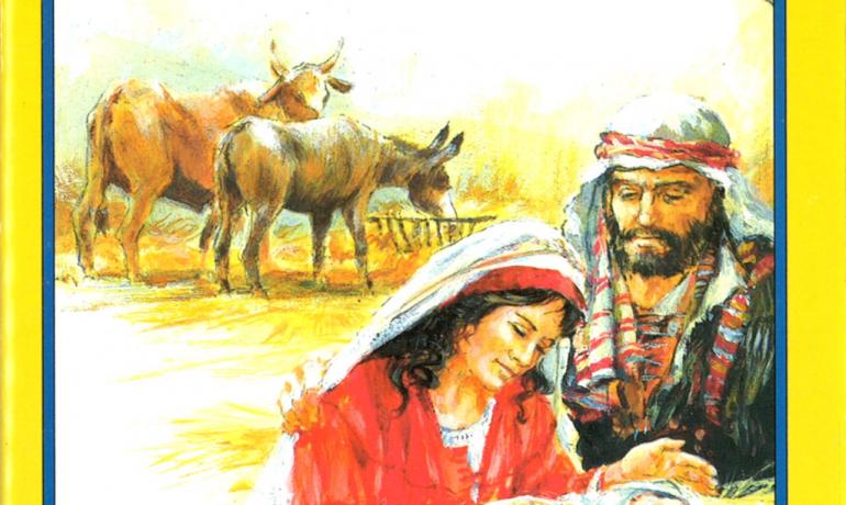 Jesu Geburt – in Kurdisch-Kurmandschi