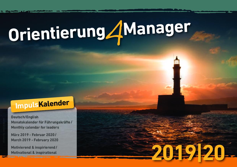 Impulskalender 2019