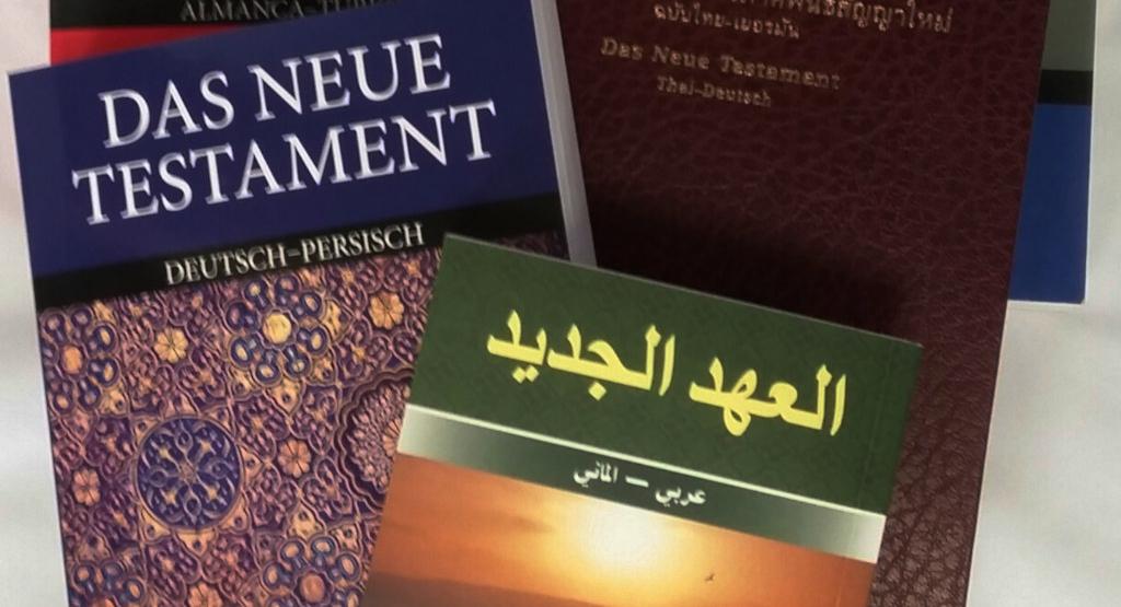 Zweisprachige Neue Testamente