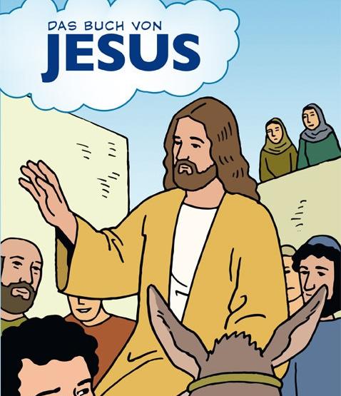 Das Buch von Jesus – eine Comicbibel