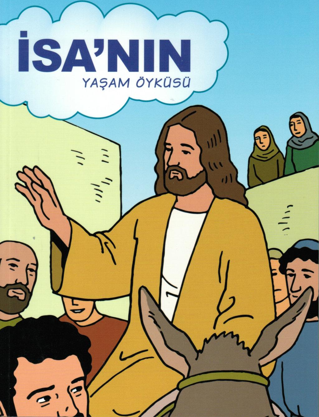 Das Buch von Jesus türkisch
