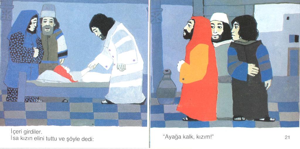 Kees de Kort Kinderheft Türkisch