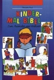 Die Ostergeschichte zum Ausmalen aus der Kinder-Mal-Bibel