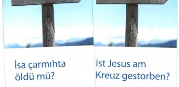 Ist Jesus am Kreuz gestorben? Türkisch