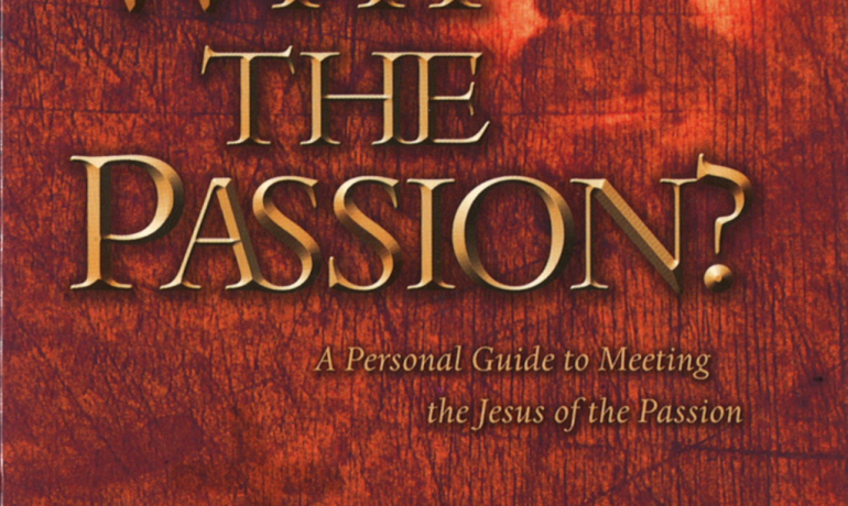 Why the passion? – Warum die Passion?