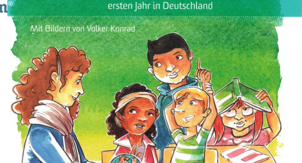 """Kinderbuch: """"Angekommen!"""""""