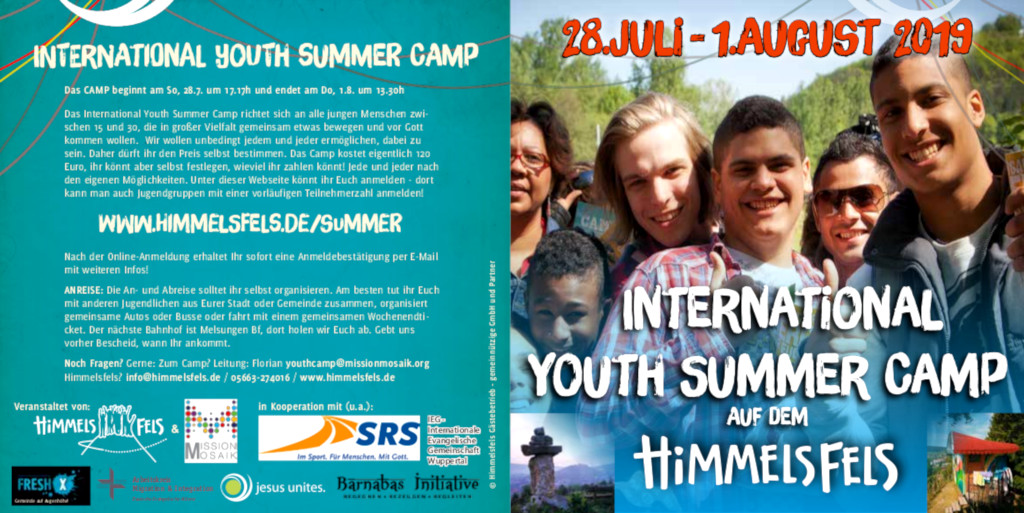 Internationales Youth Summer Camp