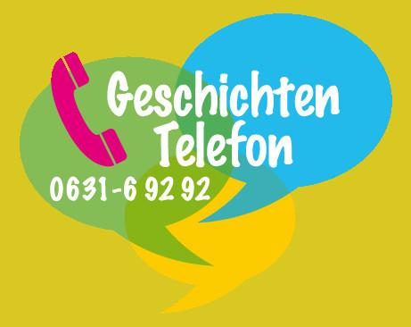 Das Geschichten-Telefon in vielen Sprachen!