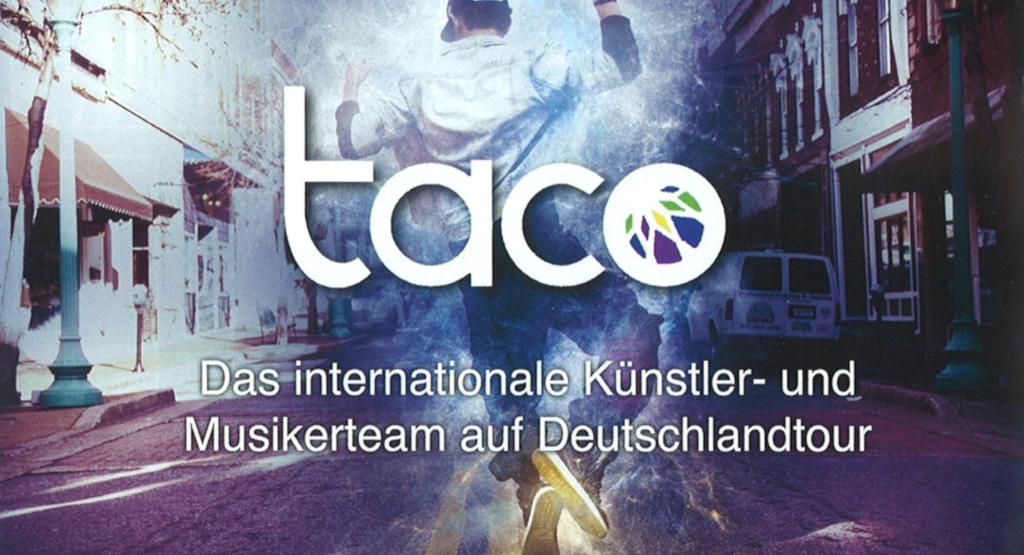 Das TacoTeam auf Deutschlandtour!