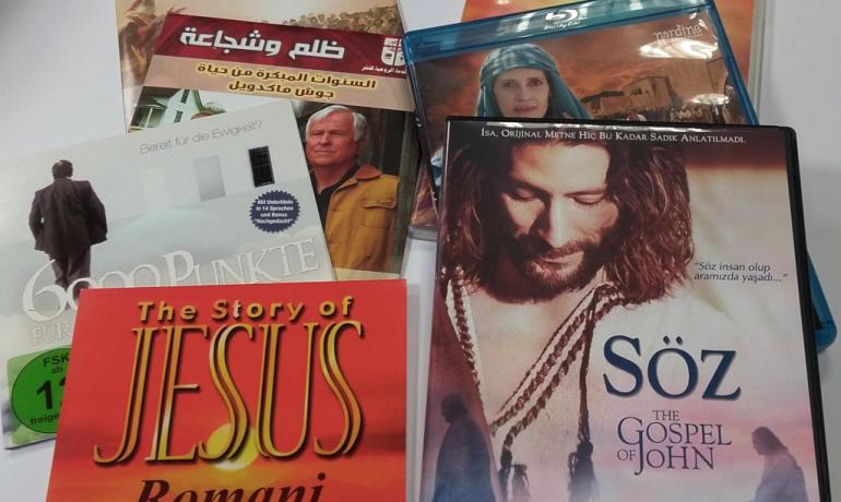 Filme, die von Jesus reden