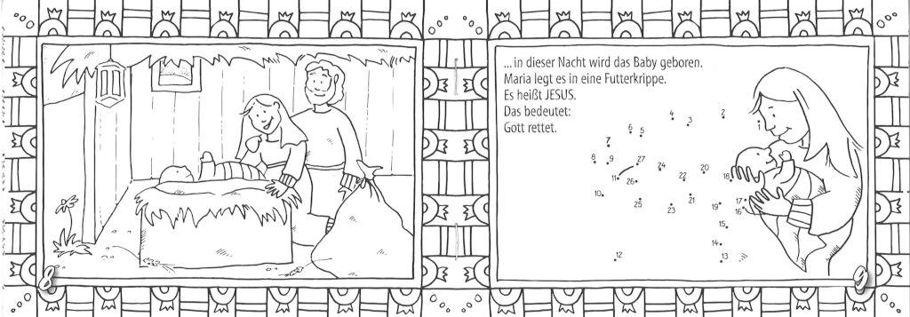 Weihnachtsheft Deutsch