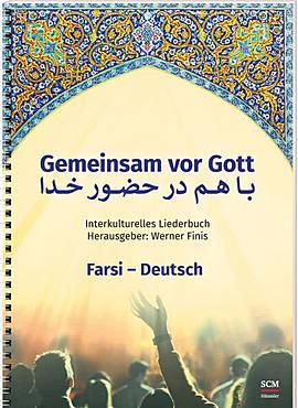 Liederbuch – Persisch – Gemeinsam vor Gott