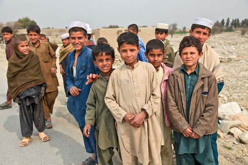 Afghanistan – ein Land und seine Völker