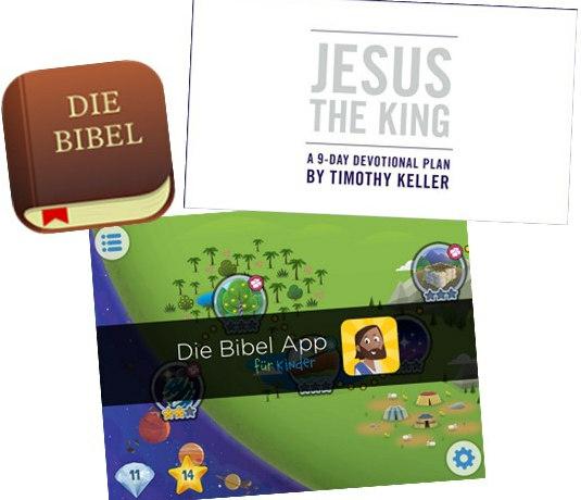 Bibelapp – Andachten zu Ostern